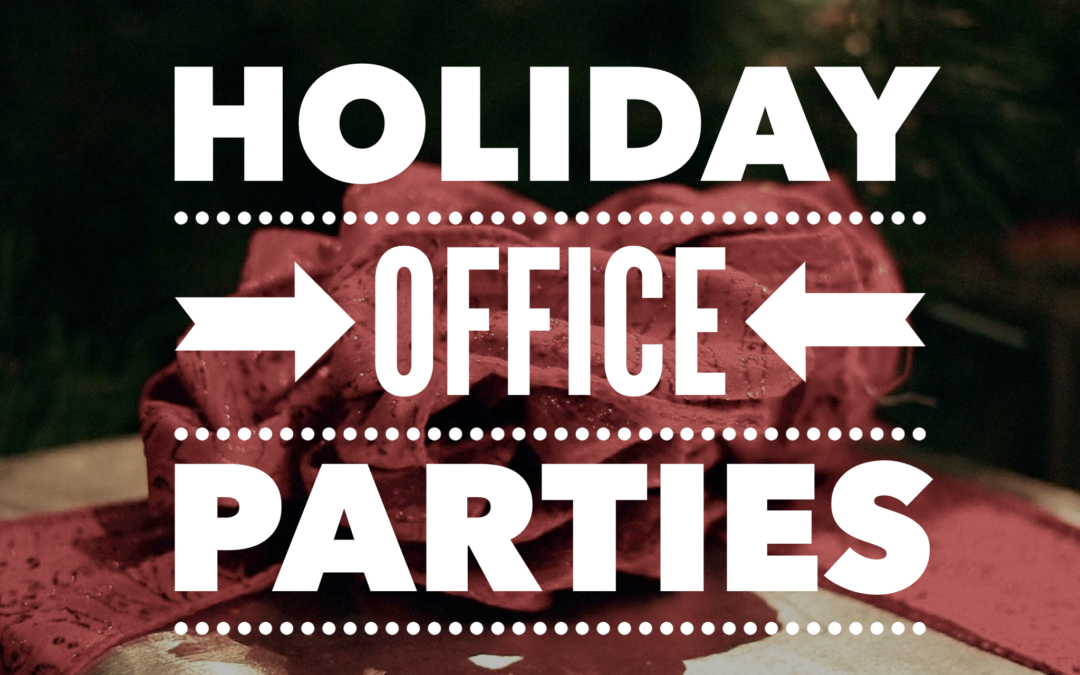 Corporate Holiday Parties
